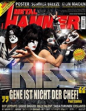 Tyska Metal Hammer…