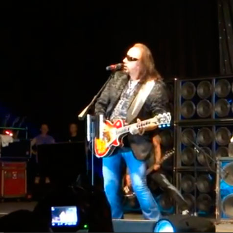 Ace Frehley Live Long Island