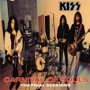 Bruce Kulick om Carnival of Souls