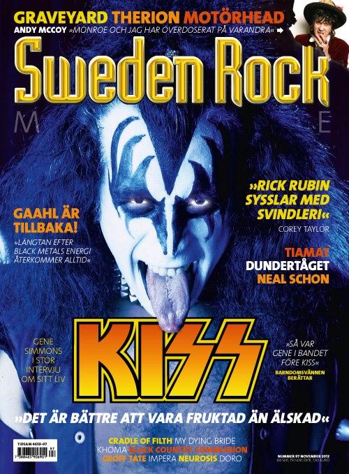 Sweden Rock Mag.