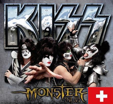 11 konserter klara i Europa 2013…