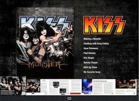 KISS släpper iBook…