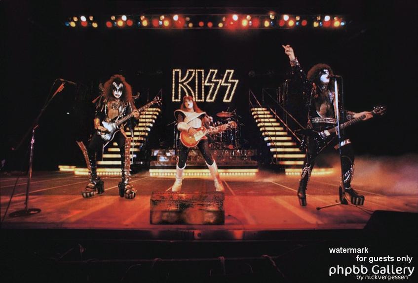 KISS invalda i Rock And Roll Hall Of Fame