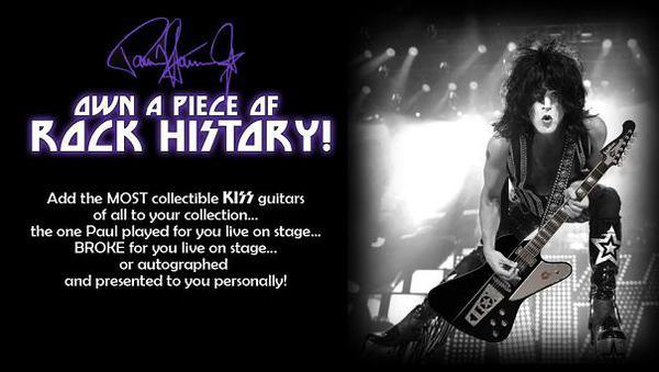 Boka Paul´s gitarrer nu…