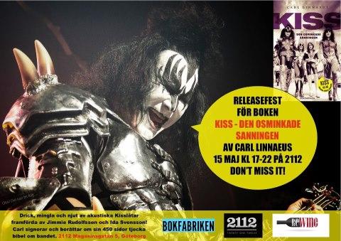 Releasefest i Göteborg