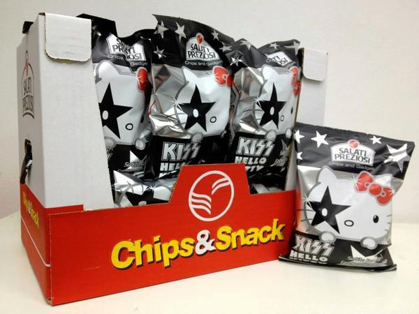 KISS chips….