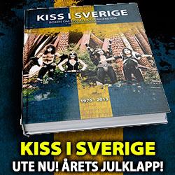 Här köper du KISS i Sverige boken…