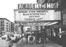 Academy Of Music 1973