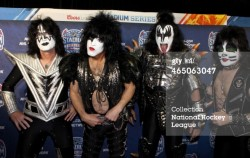 KISS på Dodgers Stadium i Los Angeles