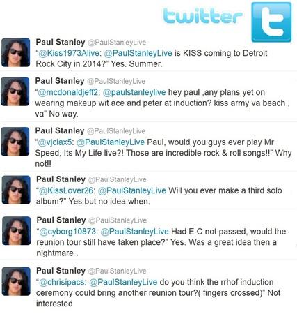 Paul på Twitter…