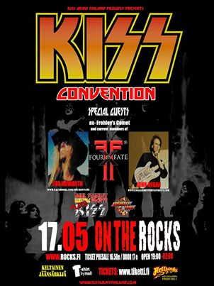 KISS Convention i Finland