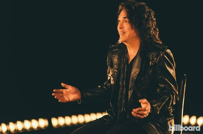 Paul Stanley – Bloomberg