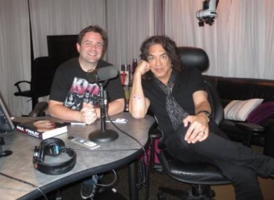 Paul Stanley and Christan Bladt