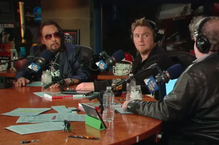 The Artie Lange Show – Ace Frehley