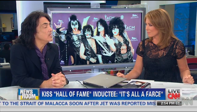 Paul Stanley – CNN