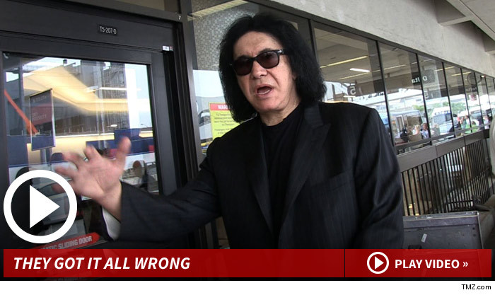 Gene Simmons – Rock & Roll Hall of Fame is a sham!