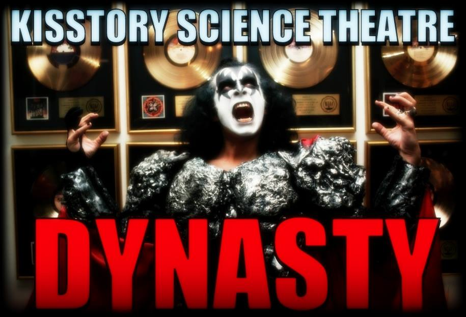 Podcast – Kisstory Science Theatre Dynasty part 1: The Album