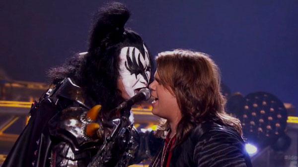 Kiss – American Idol