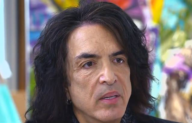 Paul Stanley – Heavy Metal Book Club