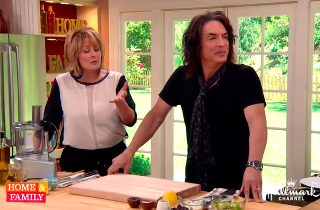 Paul Stanley – Home & Family