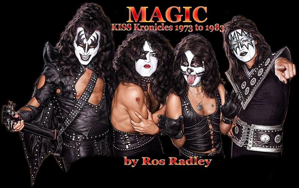 MAGIC – KISS Kronicles 1973 to 1983