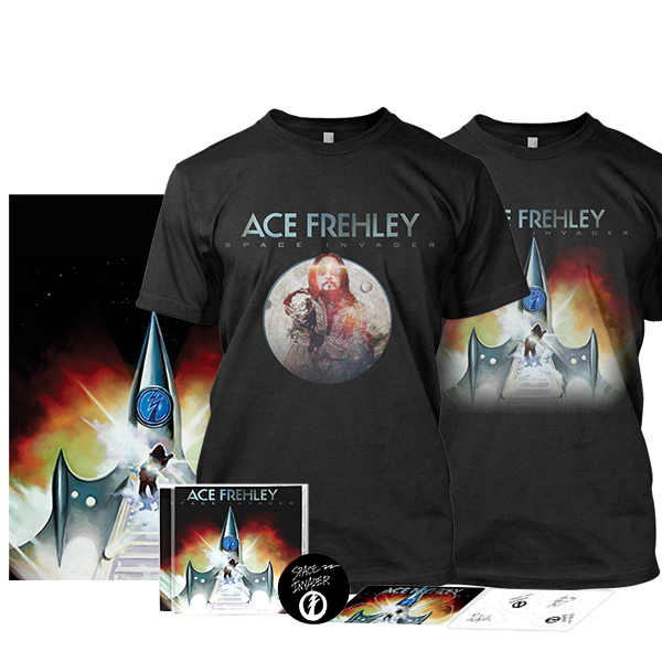 """Ace Frehley """"Pre-Order: Collector's Bundle"""""""