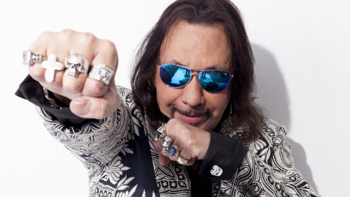 Ace Frehley – Metal Injection