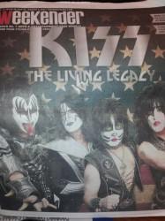 Weekender Cover