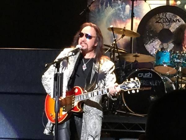 Ace annonserar ut konserter i Tyskland…
