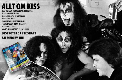 KISS med Destroyer