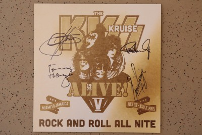 KISS Kruise Vinyl
