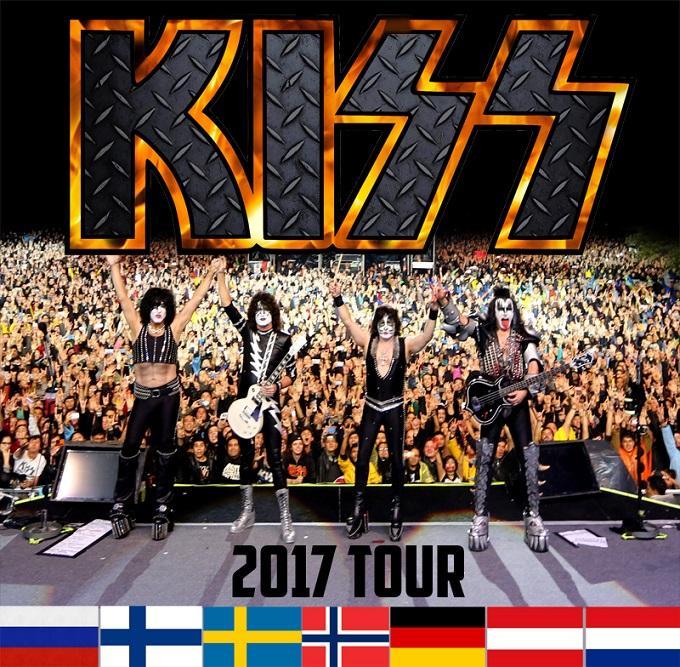 KISS till Europa 2017!