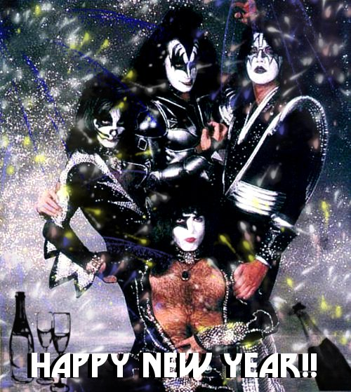 Gott Nytt År!!
