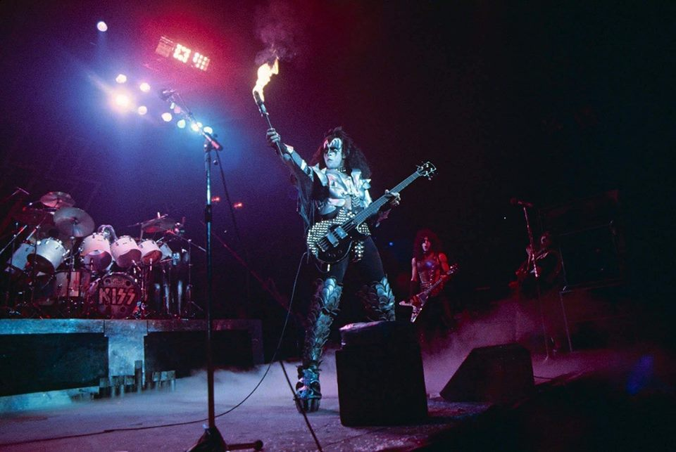 Madison Square Garden 1977
