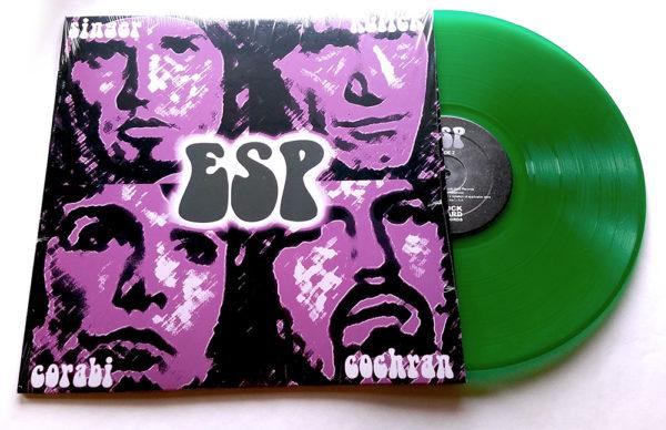 ESP på vinyl….