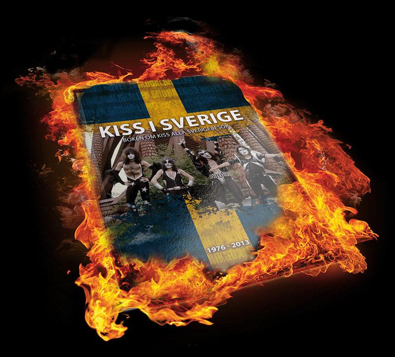 KISS i Sverige boken