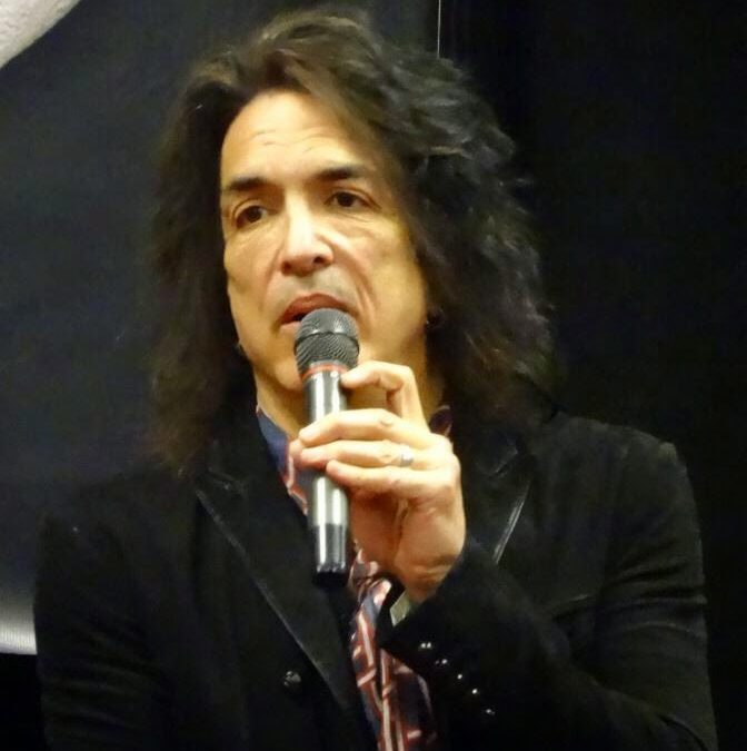Q & A med Paul Stanley Indianapolis Expo 2014