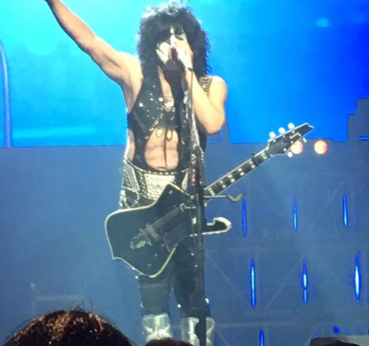 Kiss på Choctaw Grand Theater