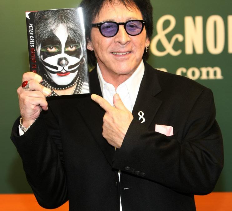 Peter Criss till Chicago….