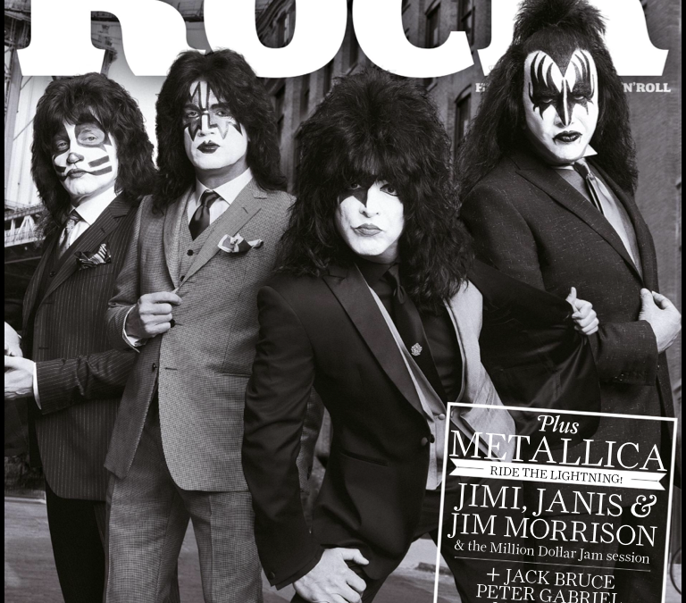 Classic Rock – Kiss 40th Anniversary Special