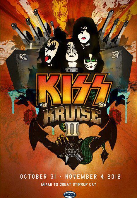 Kiss Kruise II Unplugged Videos