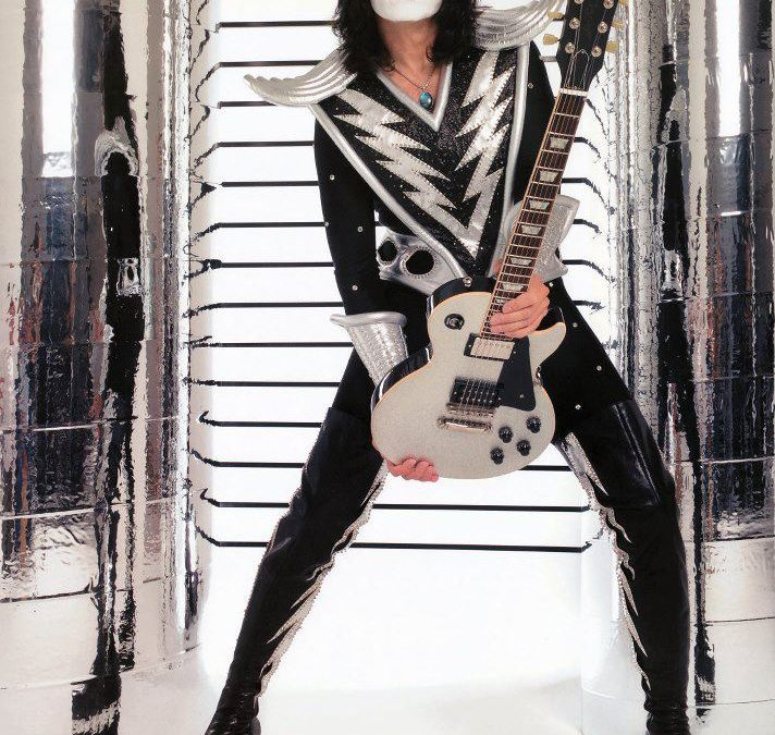 Intervju med Tommy Thayer