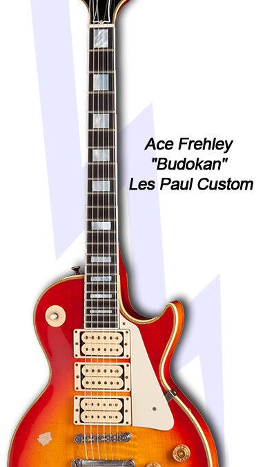"Gibson lanserar Ace ""Budokan"" gitarr"