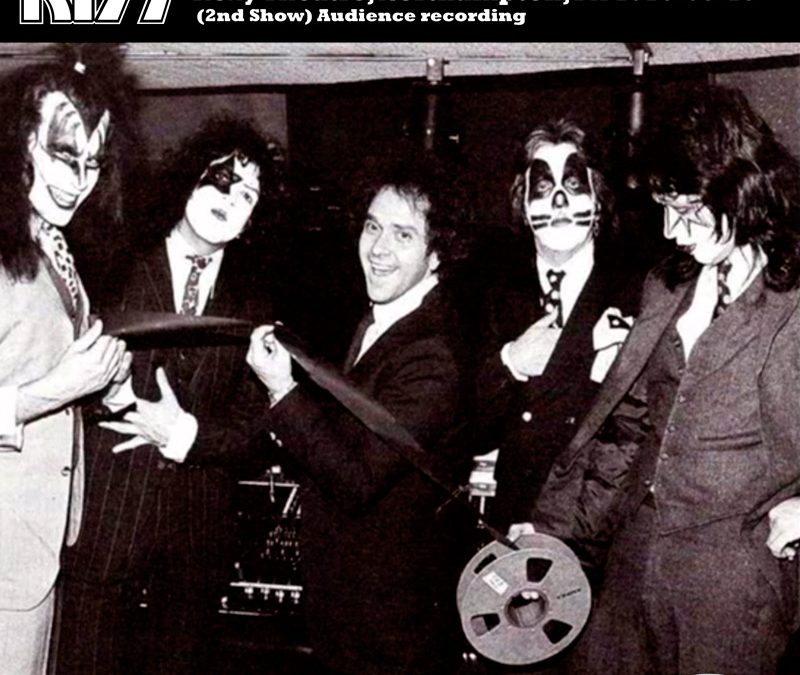 KISS – 1975-03-19 Northampton, PA