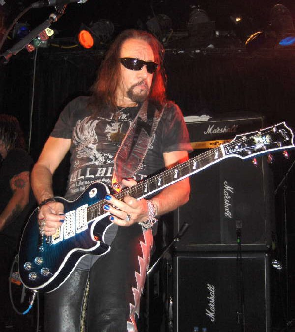 Ace Frehley intervju