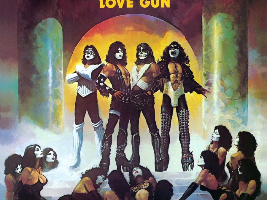 Love Gun fyller 37 år