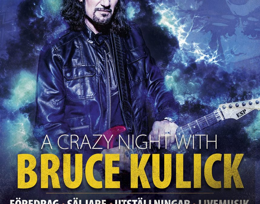 A Crazy Night With Bruce Kulick