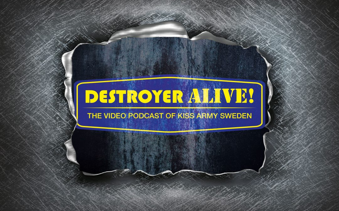 Destroyer Alive! #18