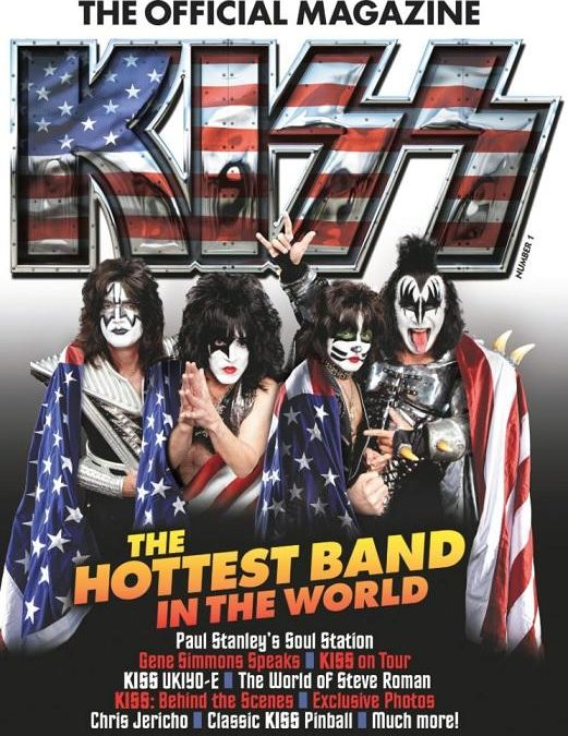 KISS Official Magazine