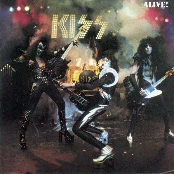Alive! eller Alive?